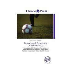 Feyenoord Academy (Varkenoord) - Carte in engleza