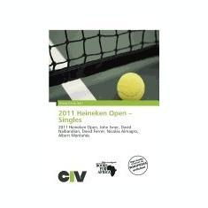 2011 Heineken Open - Singles