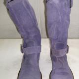 Cizme dama piele sintetica - Made in Italy marimea 40 - Reducere