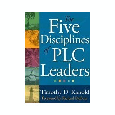 The Five Disciplines of Plc Leaders - Carte in engleza