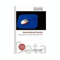 International Karate - Carte in engleza