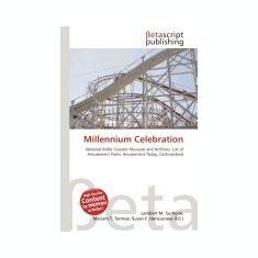 Millennium Celebration - Carte in engleza