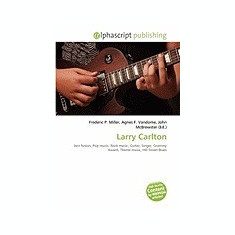 Larry Carlton - Carte in engleza