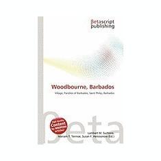 Woodbourne, Barbados - Carte in engleza