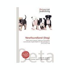 Newfoundland (Dog) - Carte in engleza