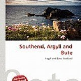 Southend, Argyll and Bute - Carte in engleza