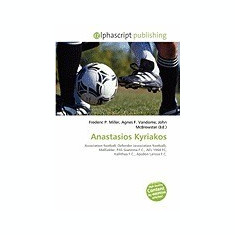 Anastasios Kyriakos - Carte in engleza