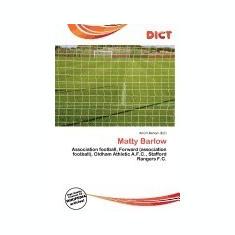 Matty Barlow - Carte in engleza