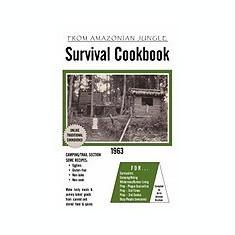 Survival Cookbook - Carte in engleza