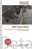 HMS Velox (D34)