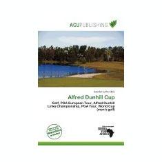 Alfred Dunhill Cup - Carte in engleza