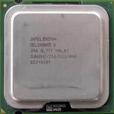 Intel Celeron D 346 3.06 GHz - second hand - Procesor PC