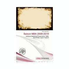 Saison NBA 2009-2010 - Carte in engleza