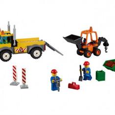 Camion Pentru Reparatii Rutiere (10683) - LEGO Juniors