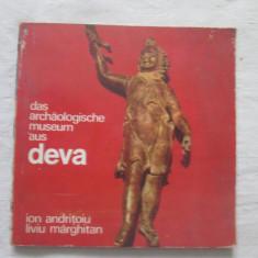 Ion Andritoiu/Liviu Marghitan - Das Archaologische Museum Aus Deva - Album Muzee