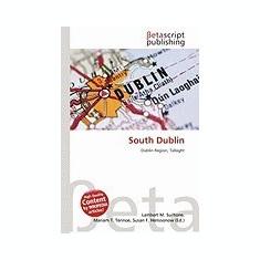 South Dublin - Carte in engleza