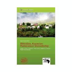 Witos Aw, Kuyavian-Pomeranian Voivodeship - Carte in engleza