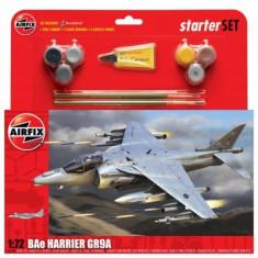 Kit Constructie Avion Bae Harrier Gr9a - Jocuri arta si creatie Airfix