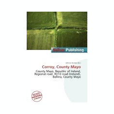 Corroy, County Mayo - Carte in engleza