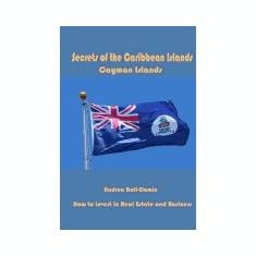 Secrets of the Caribbean Islands: Cayman Islands - Carte in engleza
