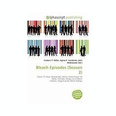 Bleach Episodes (Season 2) - Carte in engleza