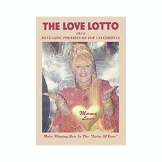 The Love Lotto: Plus Revealing Profiles of Your Favorite Celebrities - Carte in engleza