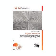 Alyssa Peterson - Carte in engleza