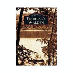 Thoreau's Walden - Carte in engleza