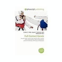 Full Contact Karate - Carte in engleza