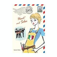 Heart and Salsa - Carte in engleza
