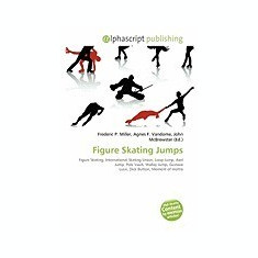 Figure Skating Jumps - Carte in engleza