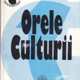 SOCIETATEA ROMANA DE RADIODIFUZIUNE - ORELE CULTURII (VOL 1 CONFERINTE 1931-1935