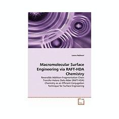 Macromolecular Surface Engineering Via Raft-Hda Chemistry - Carte in engleza