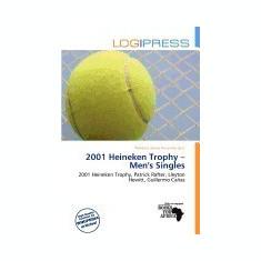 2001 Heineken Trophy - Men's Singles