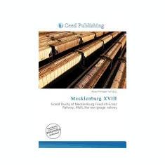 Mecklenburg XVIII - Carte in engleza