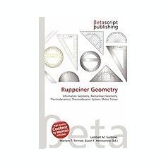 Ruppeiner Geometry - Carte in engleza