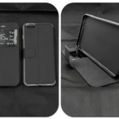 Cumpara ieftin Toc FlipCover EasyView PREMIUM Apple iPhone 6 / 6s PLUS BLACK