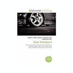 Gran Turismo 4 - Carte in engleza