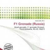 F1 Grenade (Russia) - Carte in engleza