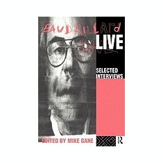 Baudrillard Live - Carte in engleza