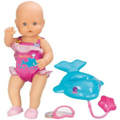 Bebe Nenuco - Baita Cu Spuma - Papusa nenuco, 6-8 ani, Plastic, Fata