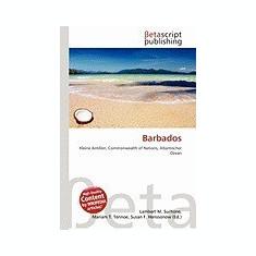 Barbados - Carte in engleza