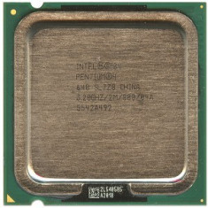 Intel Pentium 4HT 640 3.20 GHz - second hand - Procesor PC