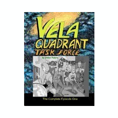 Vela Quadrant Task Force - The Complete Episode One - Carte in engleza