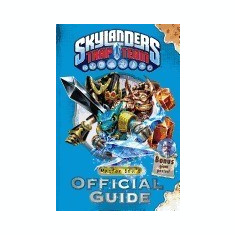 Skylanders Trap Team: Master Eon's Official Guide - Carte in engleza