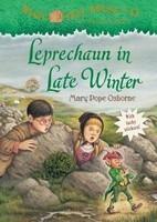 Leprechaun in Late Winter [With Sticker(s)] foto