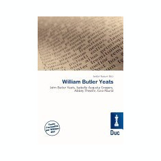 William Butler Yeats - Carte in engleza