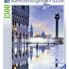 Puzzle Ravensburger Venetia Romantica 1500 Piese