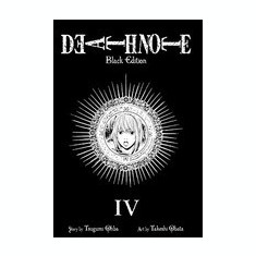 Death Note: Black Edition, Volume 4 - Carte in engleza