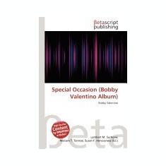 Special Occasion (Bobby Valentino Album) - Carte in engleza